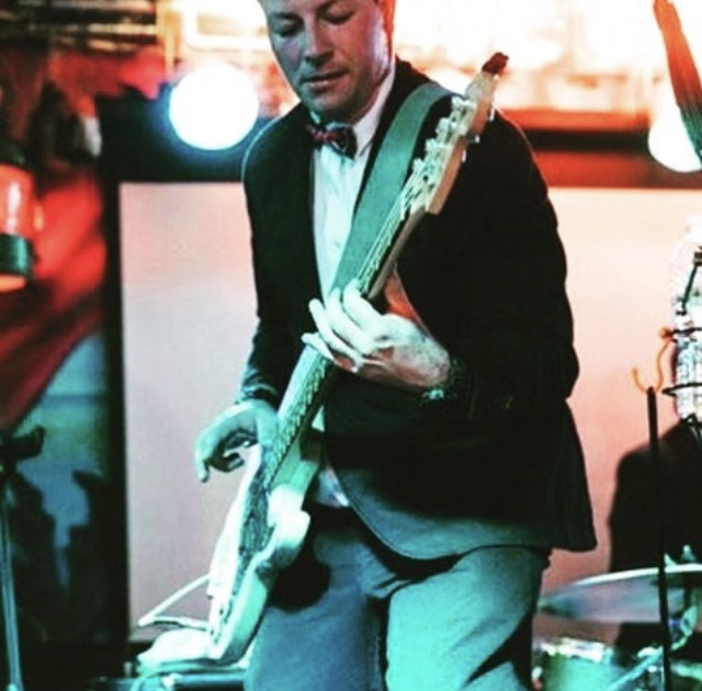 Ben is the Bassist and Lead Singer for MTT. Ben also plays Guitar, Banjo, Kazoo, and the Slide Whistle. Ben has won numerous awards in several film and music festivals for his song writing. Ben is the founding member of MTT.