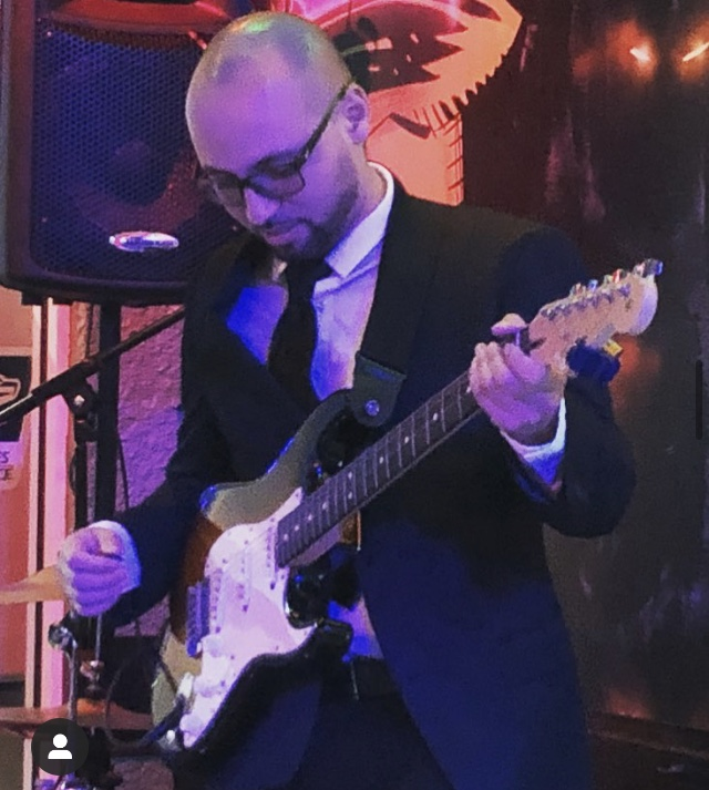 Cristian Ayte is the Guitarist for MTT. Cris plays Bass and Piano as well.