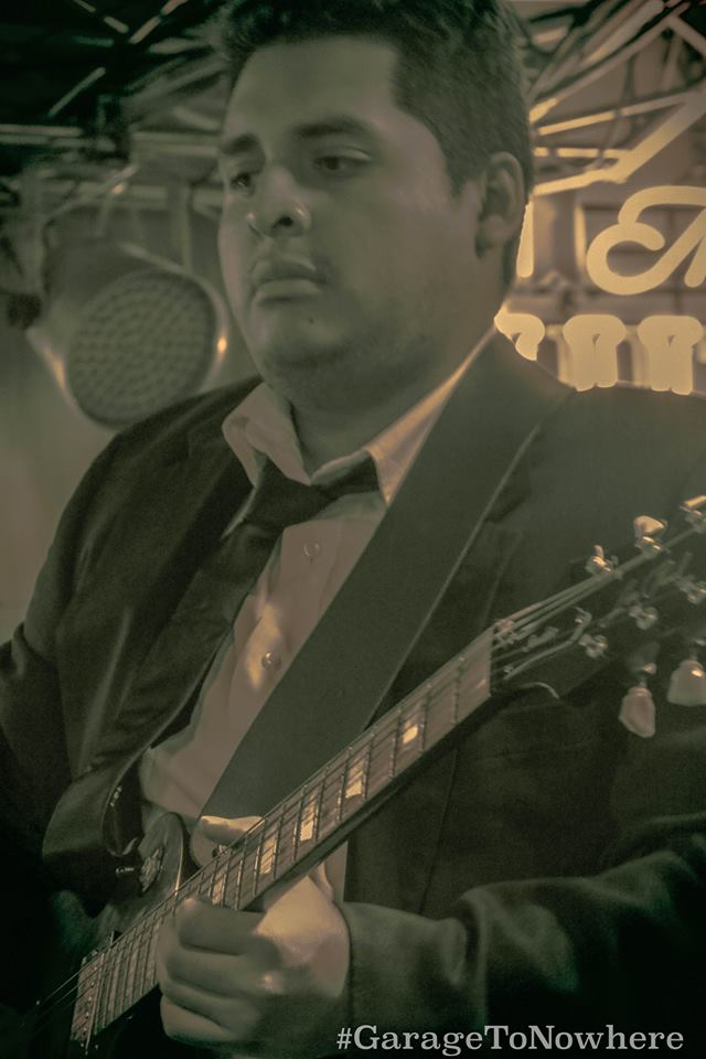Pedro Z. is the guitarist for MTT.