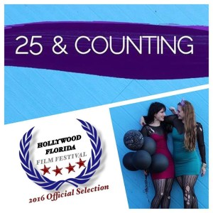 """25 & Counting"" partnered with Mongoose Triple Threat in 2015 to write their music and theme song for the show. Since then 25 & Counting has been sweeping first place wins in film festivals throughout the USA. Including the ""Accolade Global Film Competition"", the ""California Film Awards"", and several others."